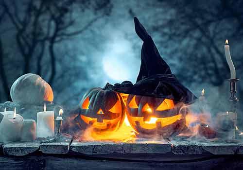Halloweenkalas – hemskt härligt